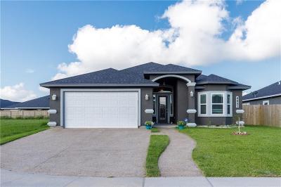 Corpus Christi Single Family Home For Sale: 6021 Pacific Way