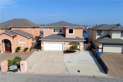 Corpus Christi Single Family Home For Sale: 15349 Tortuga Ct