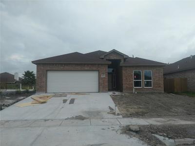 Corpus Christi Single Family Home For Sale: 6633 Paddington Dr