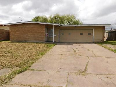 Corpus Christi Single Family Home For Sale: 717 Drexel Dr