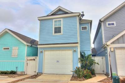Port Aransas Condo/Townhouse For Sale: 2212 State Highway 361 #302