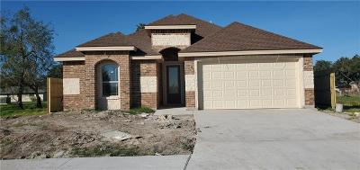 Kingsville Single Family Home For Sale: 1724 Paraiso Dr