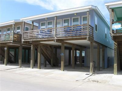 Port Aransas Condo/Townhouse For Sale: 2727 S 11th St #37