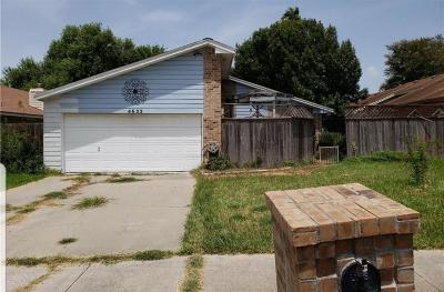 Corpus Christi Single Family Home For Sale: 4622 Vail St