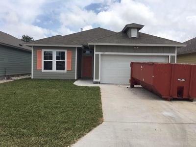 Aransas Pass Single Family Home For Sale: 997 Topwater