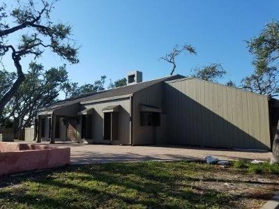 Rockport Single Family Home For Sale: 2007 Crescent