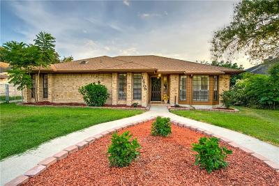 Corpus Christi Single Family Home For Sale: 13709 Steamboat