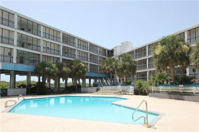 Port Aransas Condo/Townhouse For Sale: 5973 State Highway 361, #307 #307