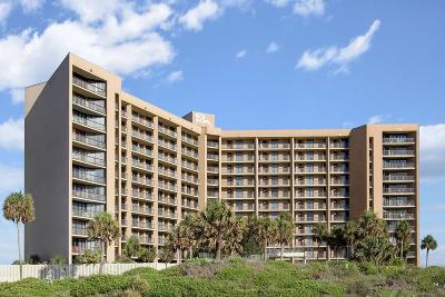 Port Aransas Condo/Townhouse For Sale: 6649 Seacomber Dr #907