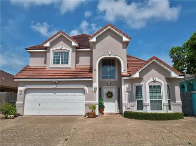 Corpus Christi Single Family Home For Sale: 15354 Sabre Dr