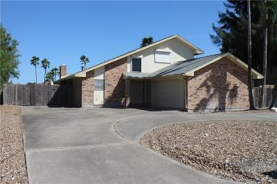 Corpus Christi Single Family Home For Sale: 14102 N Cabana St