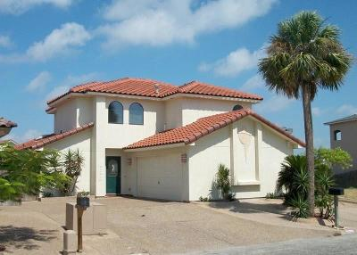 Corpus Christi Single Family Home For Sale: 15357 Tortuga Ct