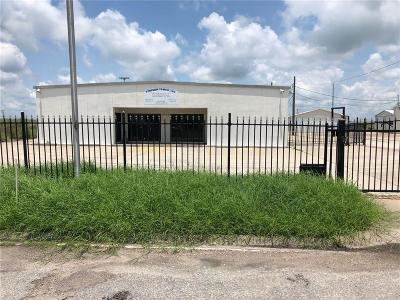 Corpus Christi Commercial For Sale: 6529 Robertson Dr