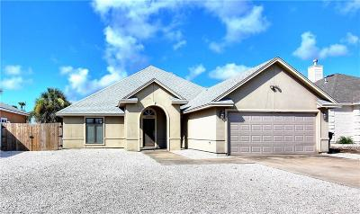 Corpus Christi TX Single Family Home For Sale: $410,000