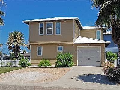 Port Aransas TX Single Family Home For Sale: $410,000