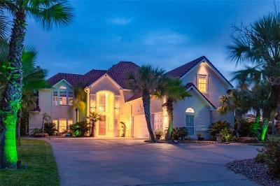 Aransas Pass Single Family Home For Sale: 107 Bay Ct