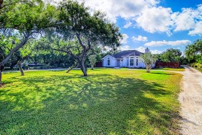 Robstown Single Family Home For Sale: 148 County Road 3524