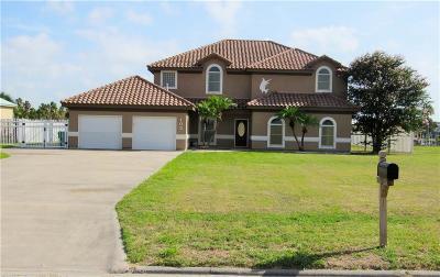 Aransas Pass Single Family Home For Sale: 103 Amberjack St