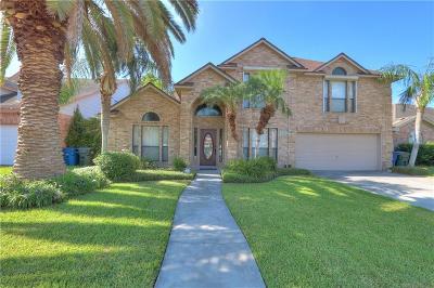Corpus Christi Single Family Home For Sale: 4313 Lake Superior Dr