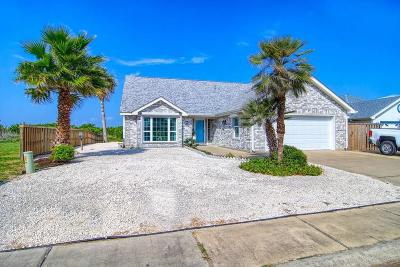 Port Aransas Single Family Home For Sale: 365 & 351 Blue Heron Dr