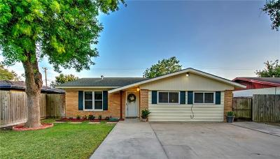 Corpus Christi TX Single Family Home For Sale: $145,000