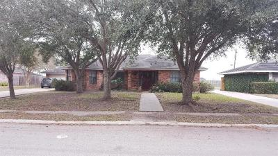Robstown Single Family Home For Sale: 319 Ashburn Ave