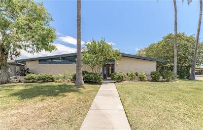 Corpus Christi Single Family Home For Sale: 3462 Santa Fe St