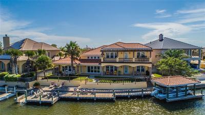 Corpus Christi Single Family Home For Sale: 14182 Palo Seco Dr