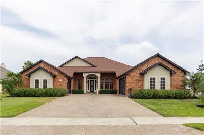 Corpus Christi Single Family Home For Sale: 1817 Hosea Ct