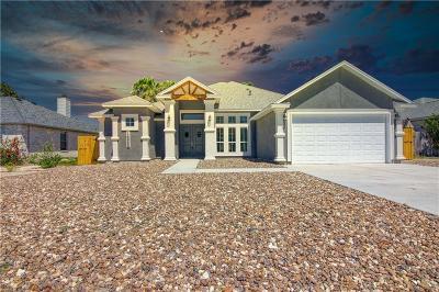 Corpus Christi Single Family Home For Sale: 14966 Topgallant St
