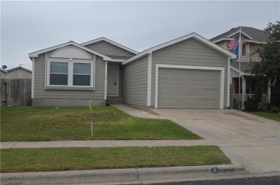 Corpus Christi Single Family Home For Sale: 1509 Oak Hill Dr