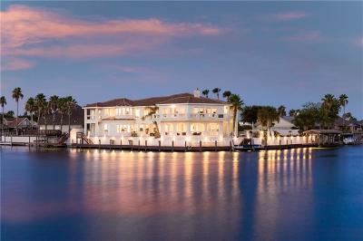 Corpus Christi Single Family Home For Sale: 13801 Halyard Dr
