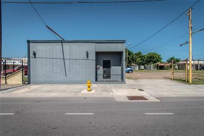 Corpus Christi Commercial For Sale: 620 S Staples St