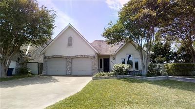 Corpus Christi Single Family Home For Sale: 6301 Oso Pkwy