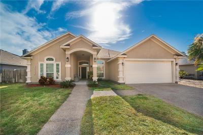 Corpus Christi Single Family Home For Sale: 16001 El Soccorro Loop