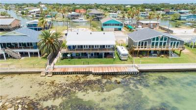 Ingleside Single Family Home For Sale: 222 Bayshore Dr