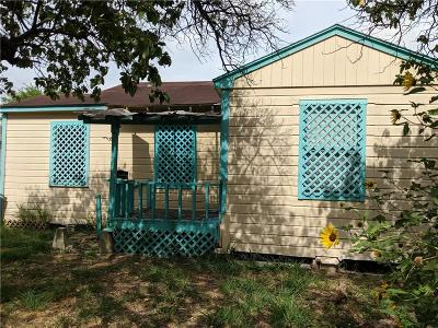 Corpus Christi TX Single Family Home For Sale: $55,000