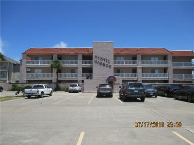 Corpus Christi Condo/Townhouse For Sale: 14428 Compass St #105