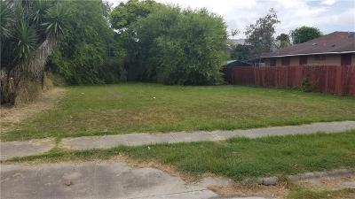 Corpus Christi Residential Lots & Land For Sale: 911 Buford St