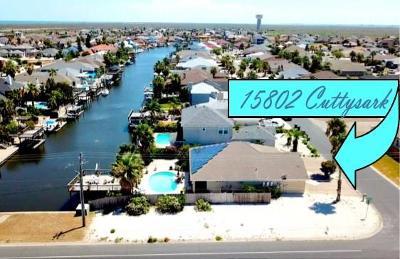 Corpus Christi Single Family Home For Sale: 15802 Cuttysark St