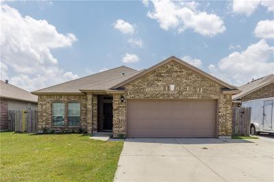 Corpus Christi Single Family Home For Sale: 2033 Barlow Trail