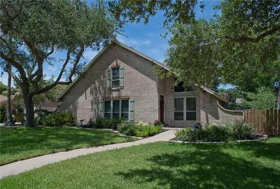 Corpus Christi Single Family Home For Sale: 5310 River Oaks Dr