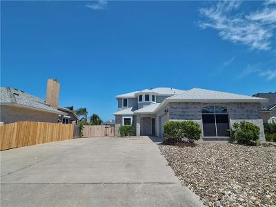 Corpus Christi Single Family Home For Sale: 15814 Cuttysark St