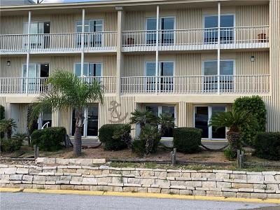 Corpus Christi Condo/Townhouse For Sale: 14300 S Padre Island #136
