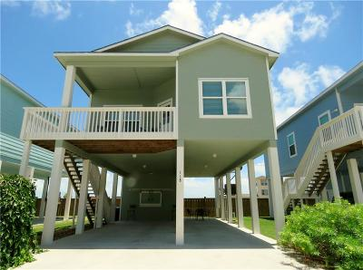 Rockport Single Family Home For Sale: 118 N Nautica