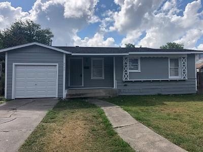 Corpus Christi TX Single Family Home For Sale: $79,000