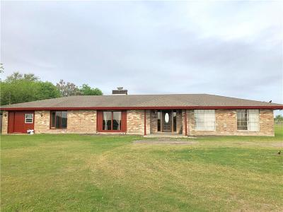 Robstown Single Family Home For Sale: 3777 Fm 892