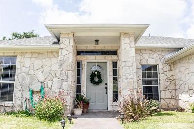 Corpus Christi Single Family Home For Sale: 1433 Glenoak Dr