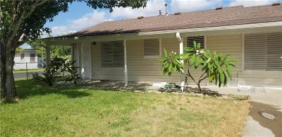 Corpus Christi Single Family Home For Sale: 846 Greenbay Dr