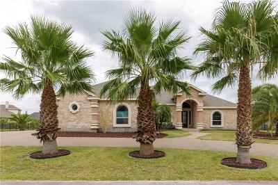 Corpus Christi Single Family Home For Sale: 5719 S Oso Pkwy